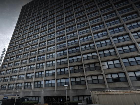 Apartments, J O Blanton House