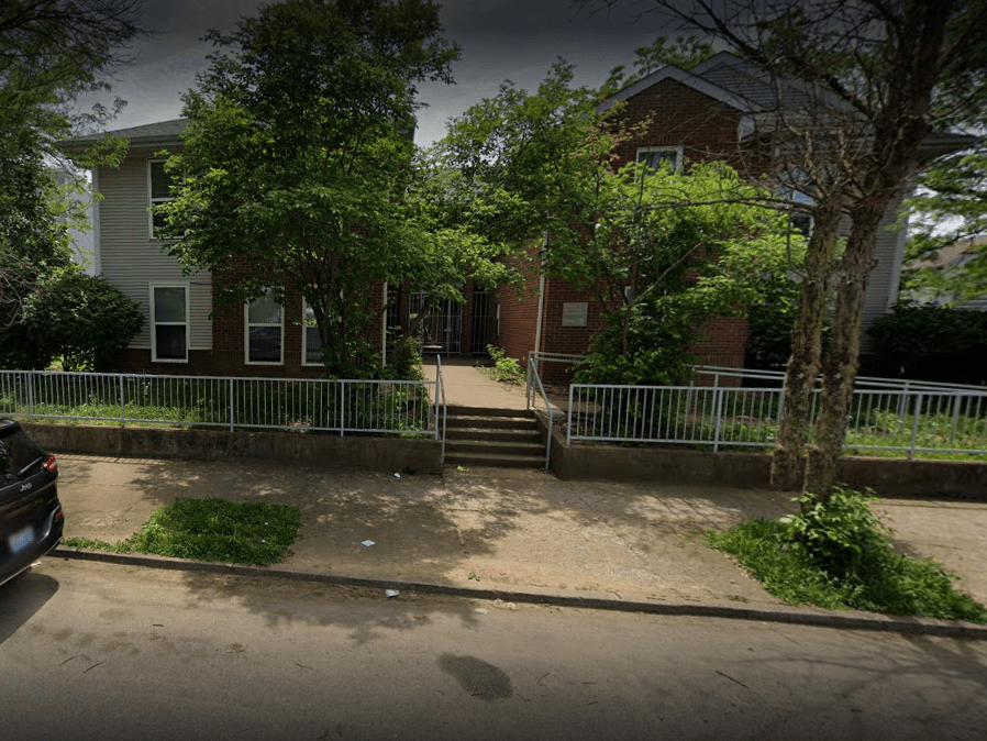 Brown-MacKinnon Apartments, Cain Center for the Disabled